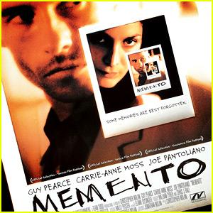 Christopher Nolan's Movie 'Memento' Will Get a Remake