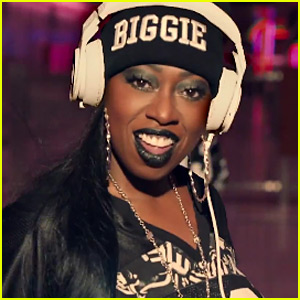 Missy Elliott Returns to the Spotlight with 'WTF' Music Video - Watch Now!
