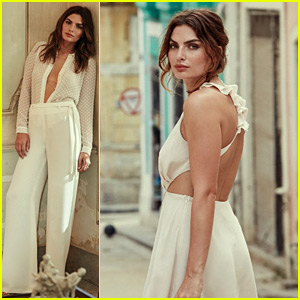 Model Alyssa Miller Stuns in Look Book for Carmella