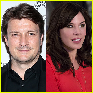 Nathan Fillion Is Reportedly Dating Actress Krista Allen!