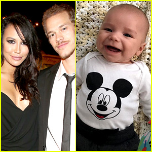 Naya Rivera Shares Adorable Thanksgiving Pic of Baby Josey!