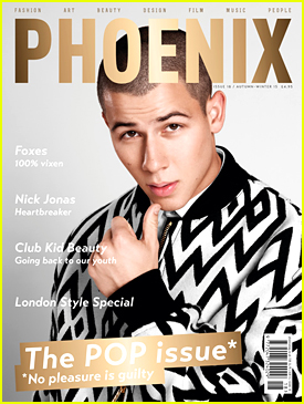 Nick Jonas Chats Safehouse Records With Phoenix Mag