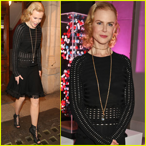 Nicole Kidman Performs In 'Photograph 51' For Charity