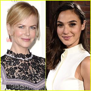 Nicole Kidman In Talks to Join 'Wonder Woman' Movie Opposite Gal Gadot!
