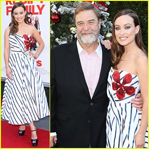 Olivia Wilde Shares Adorable Story About Meeting Chris Farley - Watch Now!