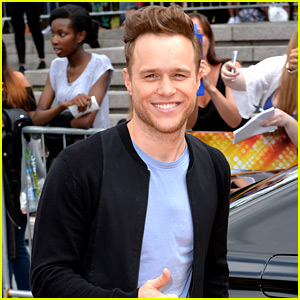 Olly Murs Made a Huge Error While Hosting 'The X Factor'