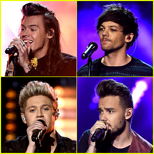 One Direction's AMAs 2015 Performance of 'Perfect' - Watch the Video Now!