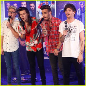 One Direction Performs 'Made in the A.M.' Tracks on 'GMA' (Video)