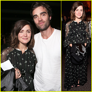 Rose Byrne Makes First Official Pregnancy Appearance At 'Spotlight' After Party!