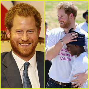 Prince Harry Gives Touching Tribute to Princess Diana at Children's Centre Opening
