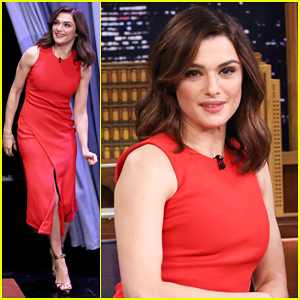 Rachel Weisz Teaches Jimmy Fallon How to Properly Pronounce Michael Caine - Watch Now!