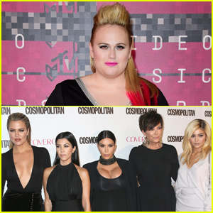 Rebel Wilson Calls Out Kardashians for 'Smear Campaign,' But Still Sends Them Flowers