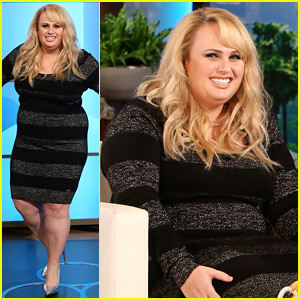 Rebel Wilson Confirms She'll Be Back for 'Pitch Perfect 3' - Watch Now!