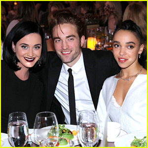 Robert Pattinson & FKA twigs Have a Date Night with Katy Perry!