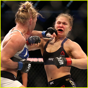 Ronda Rousey May Not Be Fighting Again For a While
