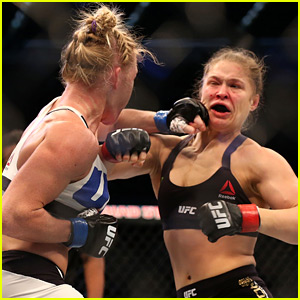 Did Ronda Rousey Predict Her Knock-Out UFC Loss to Holly Holm? (Video)