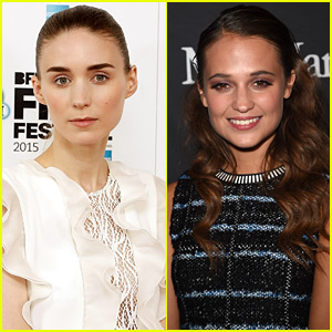 Rooney Mara Not Returning to 'Dragon Tattoo' Series, Alicia Vikander Eyed to Replace Her