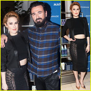 Rumer Willis Feels 'More Equal' With Dad Bruce Being On Broadway At Same Time