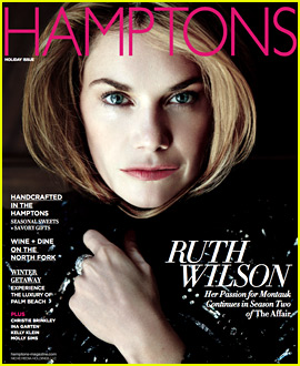 The Affair's Ruth Wilson Tries to Connect to Her Character's Grief