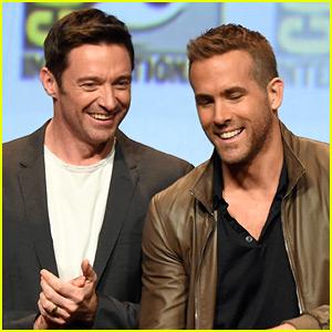Ryan Reynolds Does His Hugh Jackman Impression in Full Deadpool Makeup (Video)