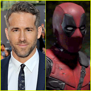 Ryan Reynolds Shows Us How Deadpool Spent Halloween!