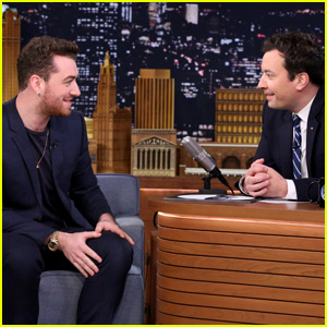 Sam Smith Admits to Channeling 'Downton Abbey' When Meeting the Royal Family (Video)