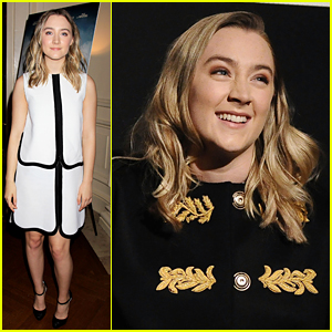 Saoirse Ronan Shows Off Her Accent Talent By Reciting Taylor Swift Lyrics