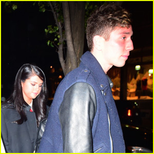 New Couple Alert? Selena Gomez Holds Hands With Samuel Krost in New York City