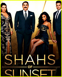 Did a 'Shahs of Sunset' Star Cheat on His Wife?