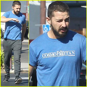 Shia LaBeouf Is Tweeting Lines From His Former TV & Film Projects