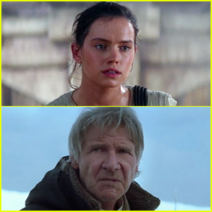 First 'Star Wars: The Force Awakens' TV Spot Debuts - Watch Now!