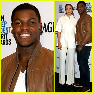 Star Wars' John Boyega Hasn't Seen 'The Force Awakens' Yet!