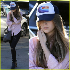 Taissa Farmiga Heads Out To Lunch After 'Wicked City' Cancellation