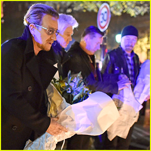 U2 Visits Bataclan After Paris Attacks, Bono Talks Canceled Show