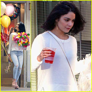 Vanessa Hudgens Sends Sweet Message To Mom Gina On Her Birthday