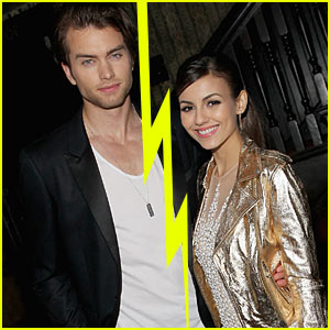Victoria Justice Splits From Pierson Fode (Exclusiv