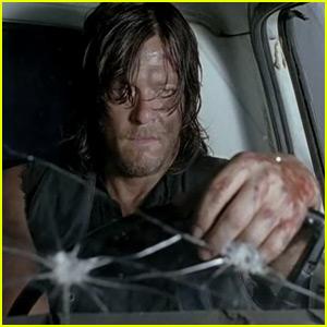 'The Walking Dead' Season 6 Sneak Peek Teases Negan's Story Line - Watch Now!