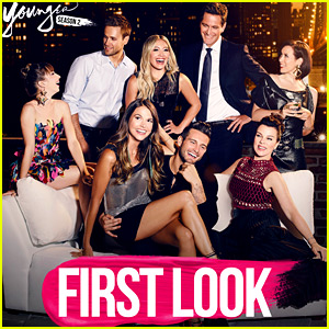 Sutton Foster & Hilary Duff's 'Younger' Gets a Season 2 Trailer!