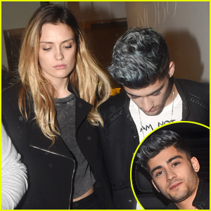 Zayn Malik & Actress Wallis Day Step Out Together in London