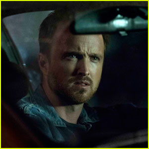 Get Your First Look Photos of Aaron Paul in Hulu's 'The Path'