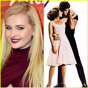 Abigail Breslin to Star in 'Dirty Dancing' Musical Remake!