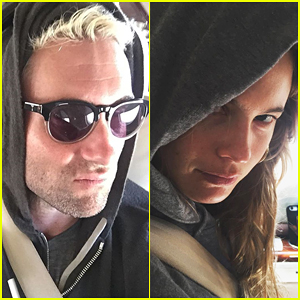 Adam Levine & Behati Prinsloo Are Each Other's 'Jedi'!