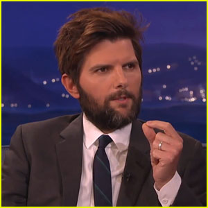 Adam Scott Says He Was Dissed By Taylor Swift!