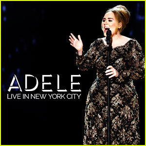 Adele Looks Stunning in First Look Photos from Radio City!