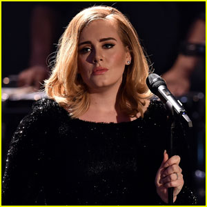 Adele is Set to Perform at BRIT Awards 2016 in February!