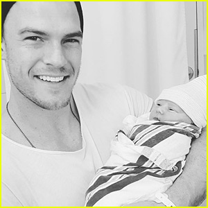 Hunger Games' Alan Ritchson & Wife Welcome Third Baby Boy Amory Tristan!