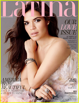 America Ferrera Talks Her 30s, Her Emmy Win & More with 'Latina'