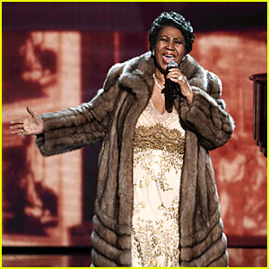Aretha Franklin Brings House Down with 'Natural Woman' at Kennedy Center Honors! (Video)