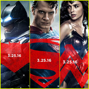 'Batman v Superman' New Character Posters Released!