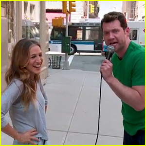 Billy Eichner Goes on an Epic 'Sex & the City 2' Rant In Front of Sarah Jessica Parker - Watch Now!